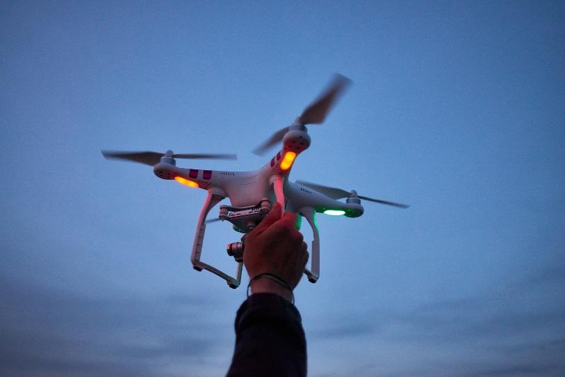 Qué hacer con un dron
