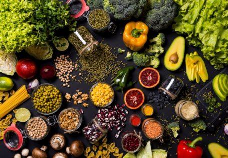Menús veganos para todos los gustos