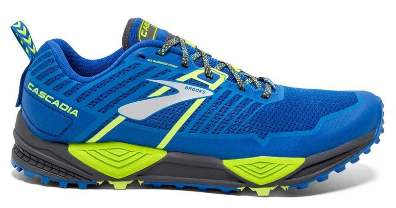 Zapatillas running Brooks Cascadia 13 Azules