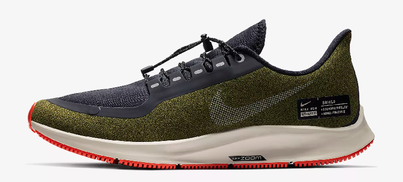 Zapatillas running Nike Pegasus 35 verdes