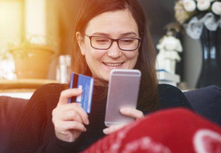 Operaciones financieras con el móvil