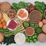 Los alimentos de la dieta paleo