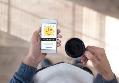 Aplicaciones móviles sobre salud