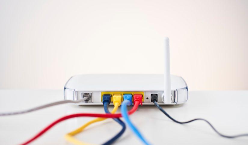 Configurar router wifi