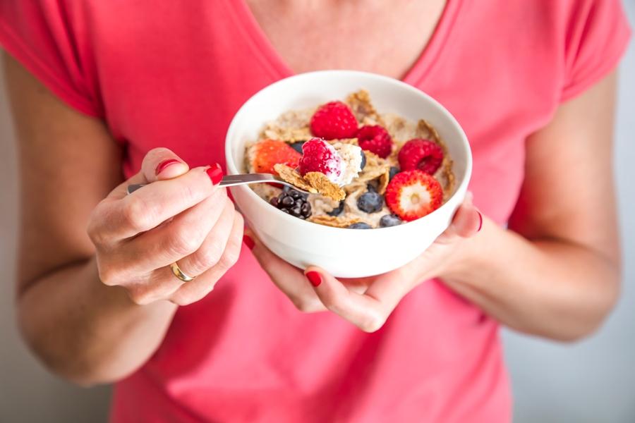 Frutas y cereales contra el estreñimiento