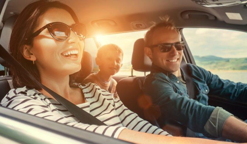 Cómo hacer más cómodo y seguro un viaje largo con niños