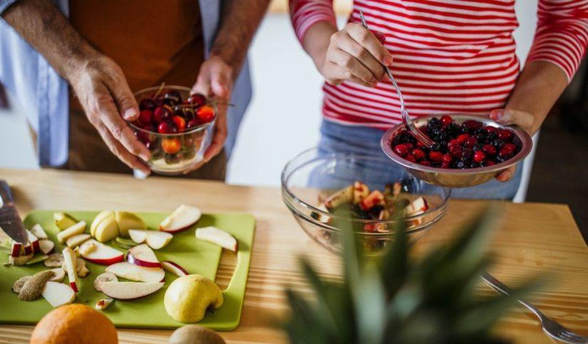 Alimentos que te ayudan a refrescarte y no deshidratarte