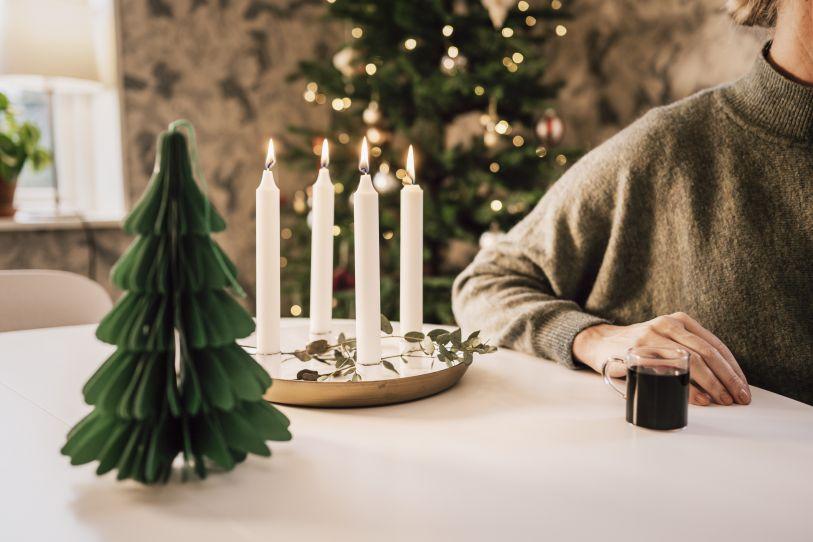 Accidentes en navidad