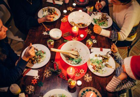 Cuidar la dieta en navidad