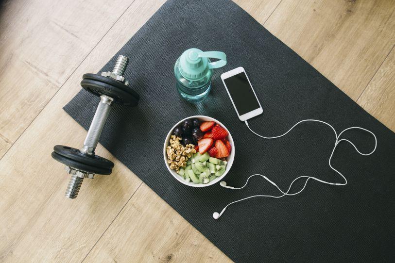 Dieta personalizada para deportistas