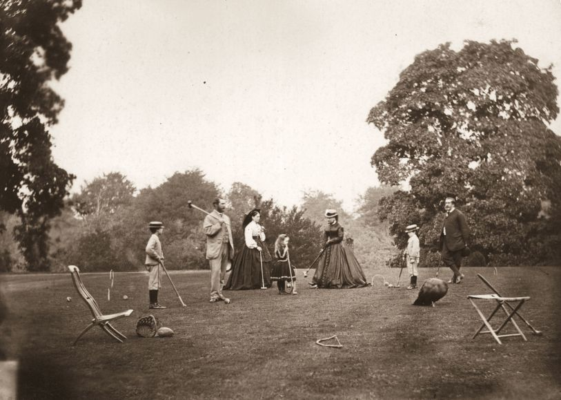 Historia del croquet