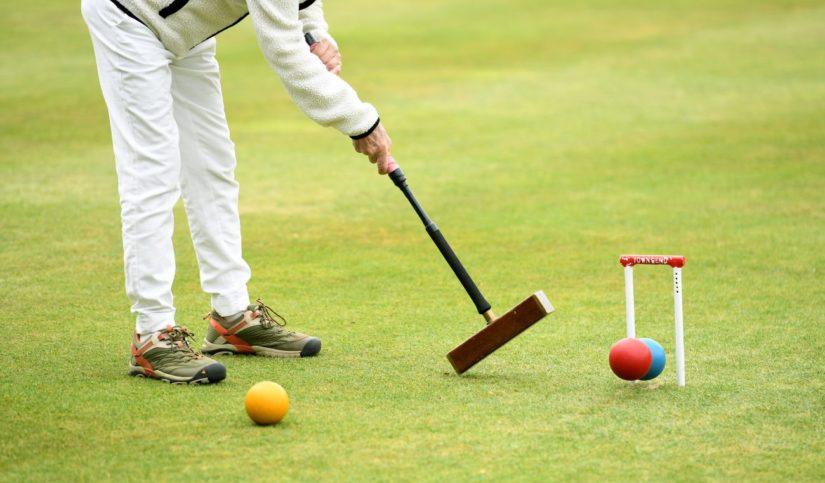 cómo se juega al croquet