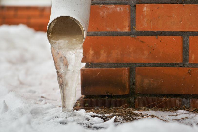 cómo evitar que las tuberías se congelen