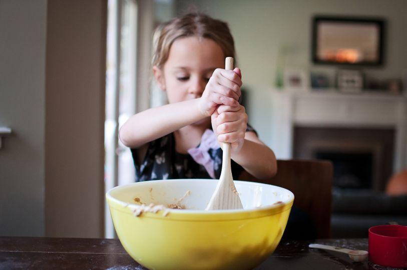 Tareas del hogar con hijos en confinamiento