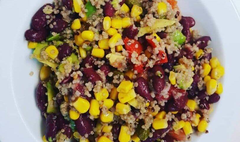 cocinar saludable cuarentena