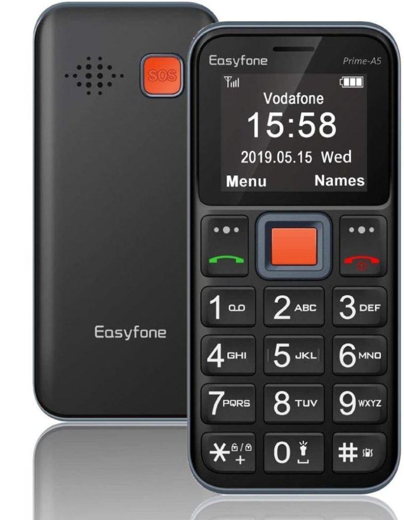 Móvil Easyfone Prime A5