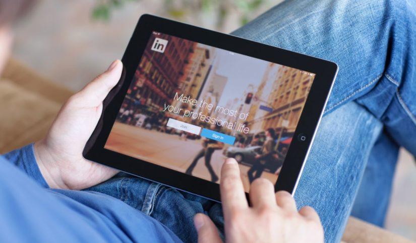 Buscar trabajo por redes sociales