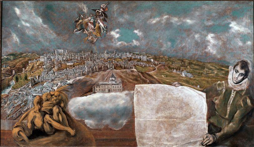 Visita virtual Museo de El Greco