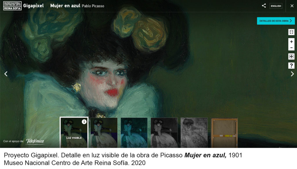 Visita virtual al Reina Sofía