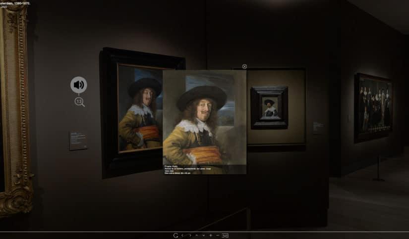 Visita virtual museos