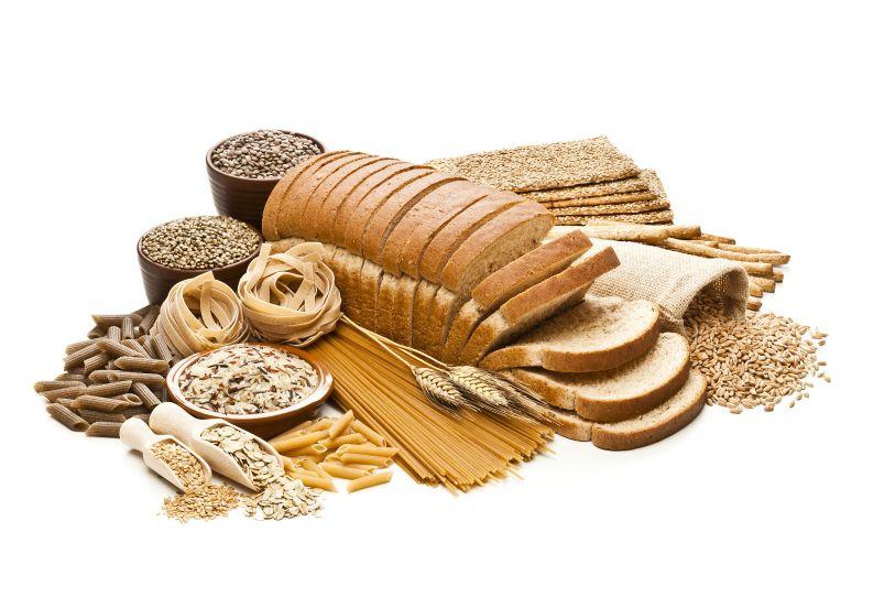 panes integrales y con cereales