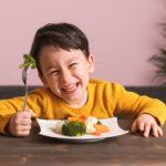 Trucos niños verduras
