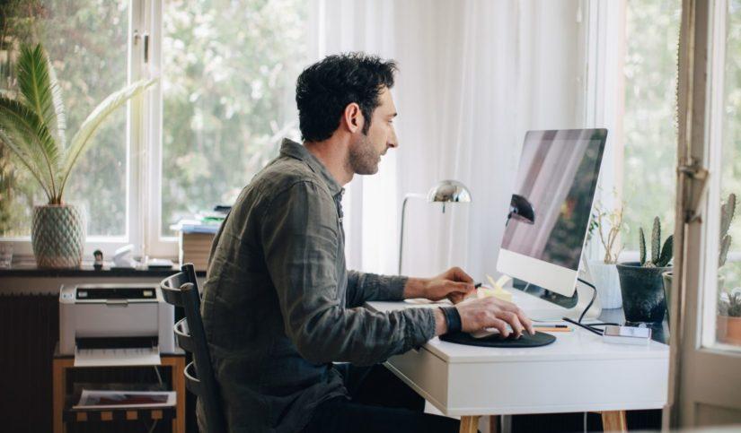 Cómo organizar tu oficina en casa