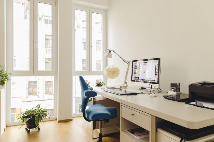 Escritorio de oficina para casa