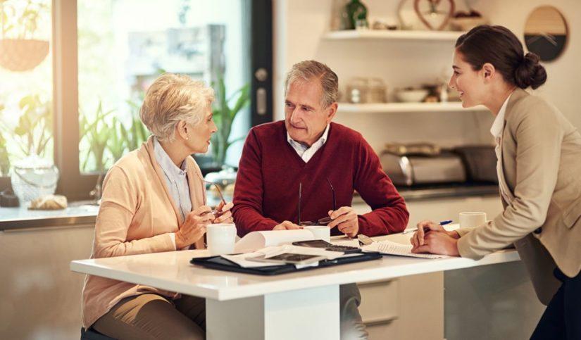 Hipotecas inversas para mayores de 65