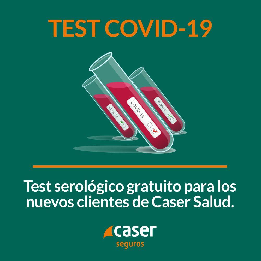 Test serológico gratuito