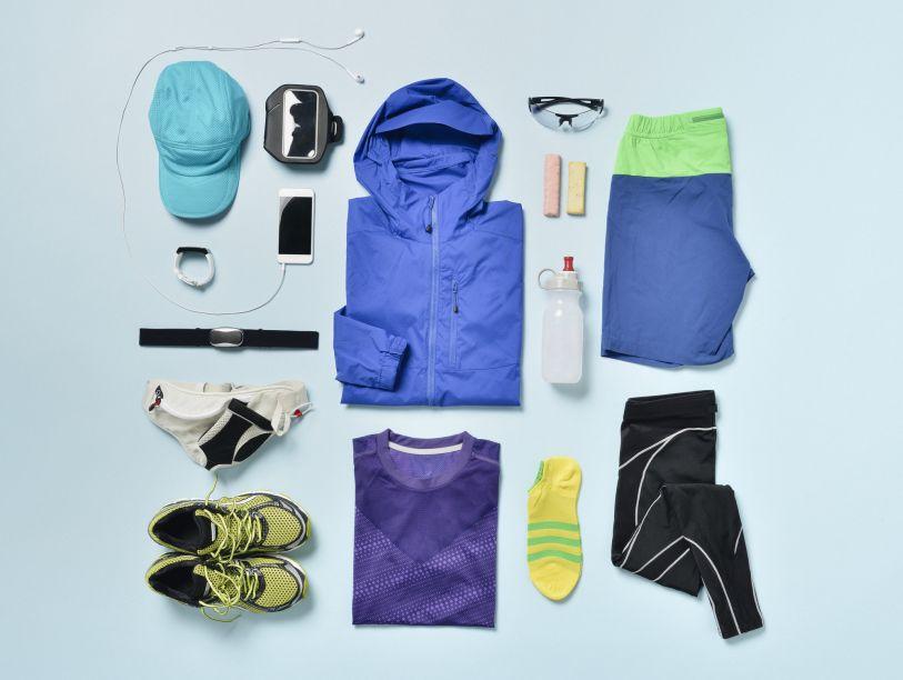 ropa para hacer deporte en otoño