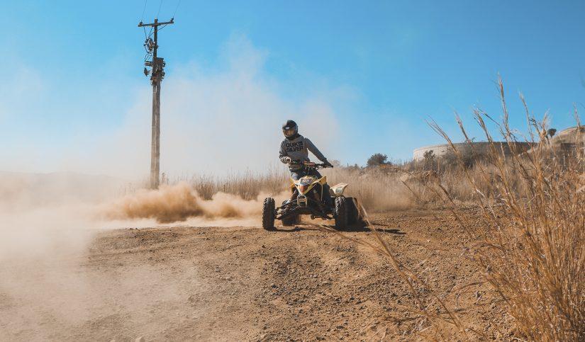 ¿Qué seguro contratar para un quad?
